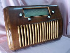Rara RADIO EPOCA Italiana MARELLI RADIOMARELLI 9A95 del 1947 ORIGINALE FUNZIONA