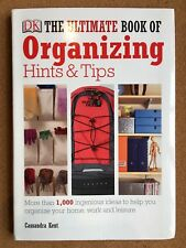 The Ultimate Book of Organizing Hints & Tips
