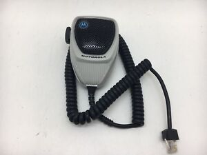 Globe Roamer Motorola HMN1035 Microphone to Suit GM Series Mobile Radios