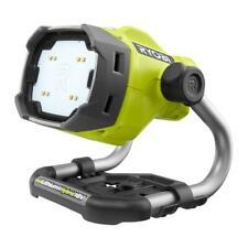 New Ryobi P795 - 18-Volt ONE+ Hybrid LED Color Range Work Light (Tool Only)