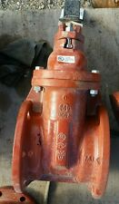 """M&H Valve 6"""" A.W.W.A C-509 Resilient Wedge Gate Valve Mechanical Joint"""