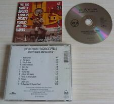 CD ALBUM THE BIG SHORTY ROGERS EXPRESS AND HIS GIANTS 12 TITRES 1994 RCA VICTOR
