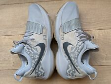 Men's Nike Pg 1 'Superstition' Wolf/Cool Grey Cushioned Basketball Shoes Us 12