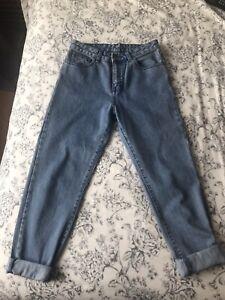Dr Denim Mom Jeans