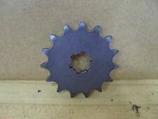 NOS Rupp Mini Bike RMT 80 L 80 L100 Fuji Engine 15 Tooth Sprocket 23028