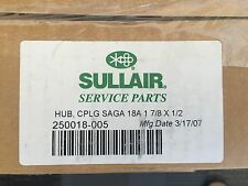 GENUINE SULLAIR 250018-005 SERVICE PART ELEMENT CPLG DAGA 18A 250018005