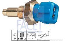 FACET Sensor temp. refrigerante OPEL PEUGEOT BOXER CITROEN JUMPER FORD 7.3143