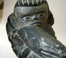 Jimmy Inaruli Arnamissak (Jimmy Smith) Soapstone Carving