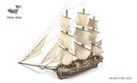 Occre Moby Dick ESSEX 1:60 Scale Wooden Model Ship Kit 12006