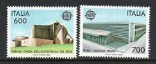 ITALY MNH 1987 SG1961-1962 EUROPA - ARCHITECTURE