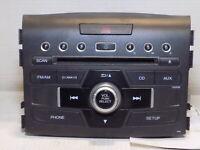 2012-2014 12-14 Honda CRV AM FM CD Radio Player Receiver OEM LKQ