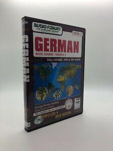 FSI: Basic German 2 (PC/MAC) by Audio-Forum