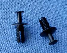 15x HALTERUNG CLIPS MERCEDES VERKLEIDUNG KLIPS BEFESTIGUNGSCLIPS 19887681 NEU