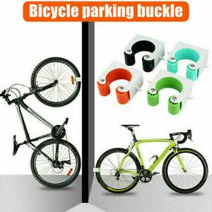 1/2X Road Bike MTB Bike Wall Mount Hook Bicycle Parking Rack Bracket Holders
