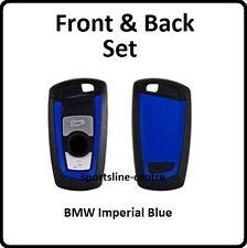 Blue BMW Chiave Adesivo Vinile Avvolgere F30 F35 F20 F10 F18 F07 1 3 5 Serie M Sport IB