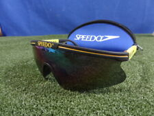 Speedo Sunglasses with Case Vintage Cycling Bicycle Bike Sports Beach Volleyball