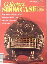 Collectors' Showcase Magazine Disneyana Convention January 1993 081417nonrh2