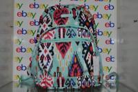 Vera Bradley Lighten Up Essential Backpack 23669-KO2 Pueblo Nylon NWT