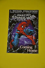 Amazing Spider-Man: Coming Home Straczynski & Jr Jr  TPB 2002