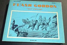 Flash Gordon volume 3. Guy L'Eclair. SERG 1973 avec jaquette bleue