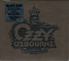 OZZY OSBOURNE Black Rain (CD, 2007, Epic) **COLLECTIBLE** TICKET EDITION