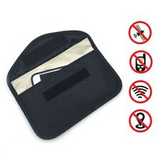 Cell Phone GPS Signal Tracking Blocker Jammer Pouch Case Bag Prevent Tracking
