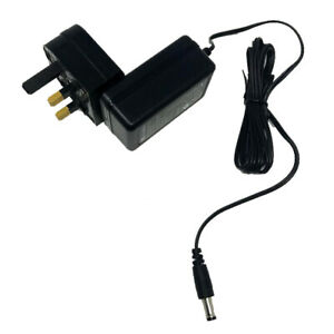 AC/DC Mains Power Adaptor/Supply/Charger/PSU 500MA/0.5 AMP 24 Volt Regulated 24v