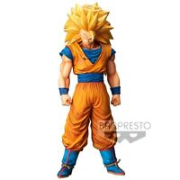 Dragon Ball Z Son Goku Grandista Nero Figure Banpresto Bandai NEW