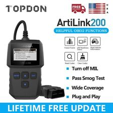 TOPDON AL200 OBD2/EOBD Car Code Reader Diagnostic Scan Tool Check Engine Light