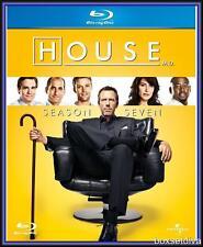 HOUSE M.D. - COMPLETE SEASON 7  *BRAND NEW BLU-RAY *