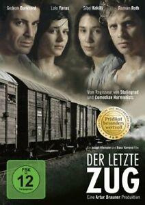 Der letzte Zug (2006)[DVD/NEU/OVP] Holocaust-Drama, im Zug nach Auschwitz spielt