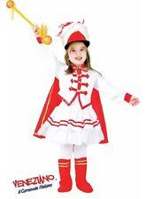 Deluxe Drum Majorette Marching Band Uniform Costume Girls Toddler Child SZ 3