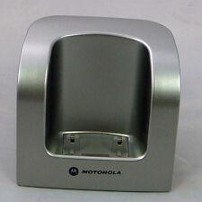 Motorola D211 D212 D213 D214 Silver Additional Handset Charging Base