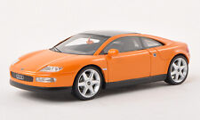 BoS 1991 Audi Quattro Spyder Orange Color 1:43 New Very Rare!*Super Sharp Look!