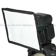 Universal Diffuser Softbox For Canon Nikon Pentax Metz Off-Camera Flash 15x20cm