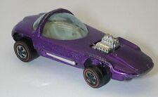 Redline Hotwheels Purple 1968 Silhouette