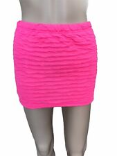 Womens Skirt, HOT PINK, Size Small, NEW