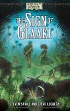 Arkham Horror Fantasy Flight The Sign of Glaaki paperback book Cthulhu