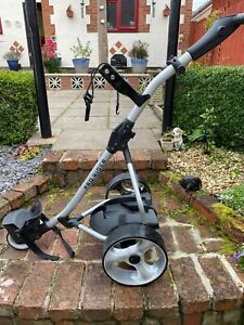 Pro Rider electric golf trolleys used in superb condition.