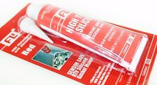 RED Gasket Maker Oil & Temp Resistance High Performance RTV 100% Silicone 3oz