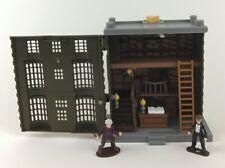 Harry Potter Mini Ollivanders Wand Shop Building with 2 Mini Figures Jakks 2019