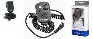 Mikrofon Alan Midland MA-26L für CB Midland ALAN 42 Lautsprechermikrofon BERLIN