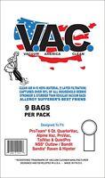 18 Cloth Vacuum Bags For Proteam 6 Quart Backpack Vacuums