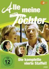 Alle meine Töchter - Staffel Season 4 DVD Günter Mack ZDF