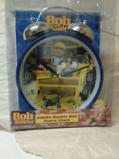 Bob the Builder Jumbo Double Bell Alarm Clock open box