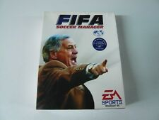 Fifa Soccer Manager  / Clásico / Juego PC / Big Box