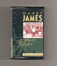 Harry James - The Music Maker - Cassette Tape