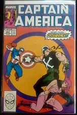 Captain America #363; Grading: VF+/NM-