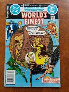 WORLD'S FINEST # 277 DC COMICS LOT COMIC BOOK 1982