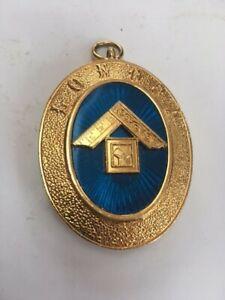 masonic collar jewel London Prov. rank.